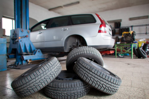 5 Things You Didn't Know About Tyres